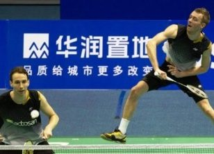 CR Land BWF World Superseries Finals – Day 3 – afternoon: China's Golden Boys Lose to Boe/Mogensen