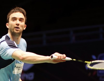 Ukraine Power Past Turkey – Day 4: Sudirman Cup 2013