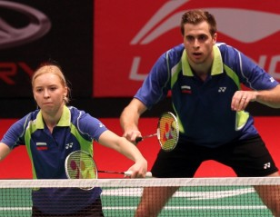 Scotland Win Thriller for Level 2 Crown - Day 6: Sudirman Cup 2013