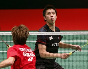 Japan Outlast Denmark in Thriller - Day 3: Sudirman Cup 2013