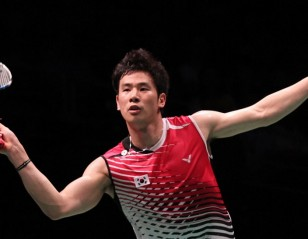 Korea Romp Into Final - Semi-final 1: Sudirman Cup 2013