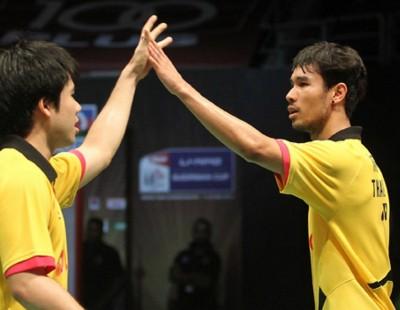 Japan Fall To Thailand; Danes Ease Through – Day 5: Sudirman Cup 2013