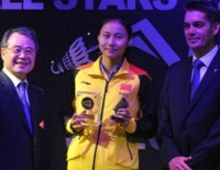 Chinese Players in Spotlight on BWF Awards Night