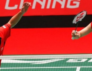 Japan Sink Singapore - Day 2: Sudirman Cup 2013