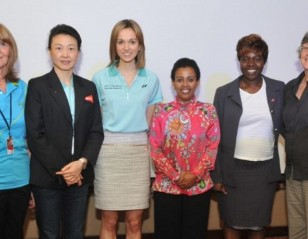 Women Gain Record Six Seats on BWF Council