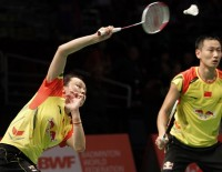 China Zero In On Ninth Title - Semi-Final 2: Sudirman Cup 2013