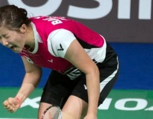 Denmark Open 2013: Day 3 – Schenk, Tago Fall; Chen Long Survives