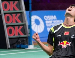 Denmark Open 2013: Day 6 – China to the 'Four'!