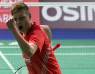 Denmark Open 2013: Day 2 – Viktor-ious Axelsen's Inspired Start