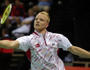 Li-Ning BWF Thomas & Uber Cup Finals 2014: Day 1 – Session 1: Easy for Denmark