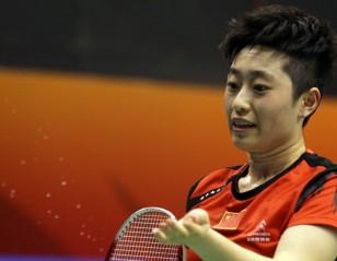 Li-Ning BWF Thomas & Uber Cup Finals 2014: Lin Dan; Lee Yong Dae In; Yu Yang Out
