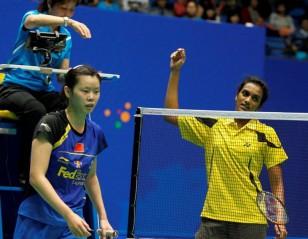 China Masters: Day 4 – Sindhu Packs off Olympic Champion