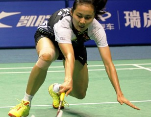 China Masters: Day 6 – China Repeats Olympic Sweep
