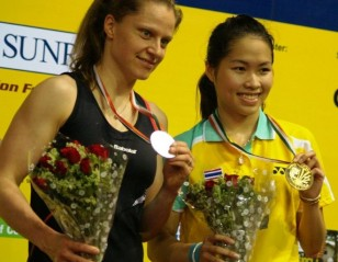 India Open 2013: Day 6 – Intanon Celebrates Maiden Superseries Victory
