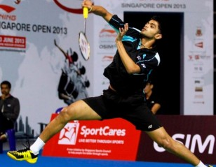 Singapore Open 2013 – Day 2: Second Seed Hu Yun Ousted