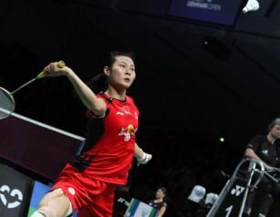Denmark Open 2013: Day 5 – Wang Yihan Topples Intanon; Korea's Men Impress