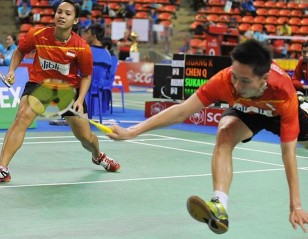 SCG BWF World Junior Championships 2013 – Indonesia vs Korea for Suhandinata Honours!