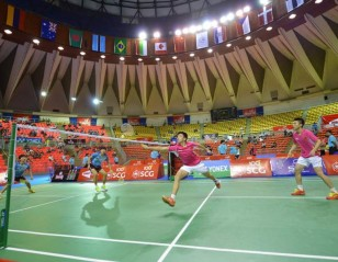 SCG BWF World Junior Championships 2013 – Early Celebrations for China and Japan