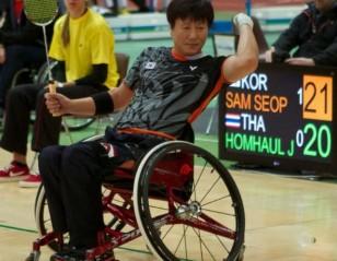 BWF Para-Badminton World Championships 2013 – Shared Success at Para-Badminton Worlds 2013