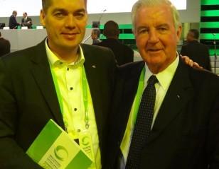 Sir Craig Reedie Elected WADA President
