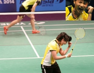 BWF World Superseries Finals 2013 – Day 4 – night: Never-Say-Die Tai Triumphs!