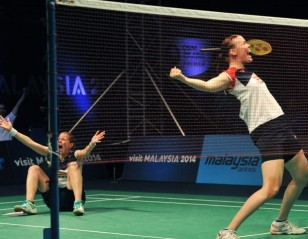 BWF World Superseries Finals 2013 – Day 5 – finals: Pedersen at Heart of Danish Double