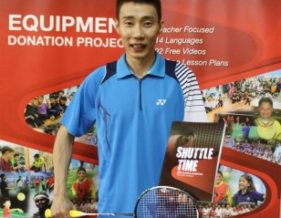 BWF Launches Equipment Donation Project