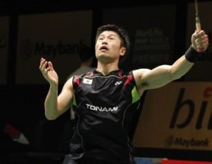 Asian Badminton Championships 2014 – Day 5: Sasaki, Lin Dan in Final