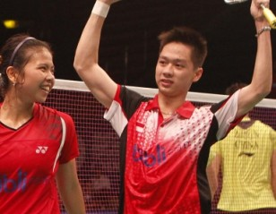 BCA Indonesia Open 2014 – Day 2: Shock Loss for Zhang/Zhao