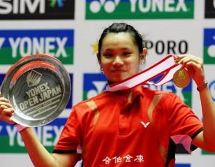 Japan Open: Day 6 – Tai Tzu Ying Celebrates Maiden Superseries Triumph