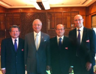 Prime Minister Supportive of BWF Presence in Malaysia