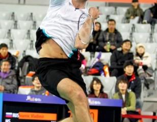 Korea Open: Day 3 – Jorgensen Runs into Russian Wall