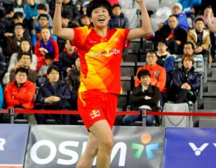 Korea Open: Day 4 – Han Li shocks Saina Nehwal