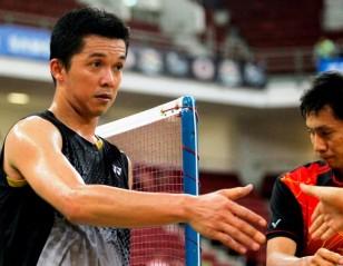 Malaysia Open: Day 2 – Taufik Wins Battle, Loses War