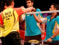 Philippines Fight Off New Zealand - Day 1: Sudirman Cup 2013