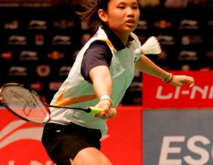 Sudket/Saralee Seal Deal for Thailand - Day 1:  Sudirman Cup 2013