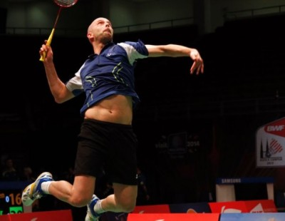 Scotland Outplay Sweden – Day 4: Sudirman Cup 2013