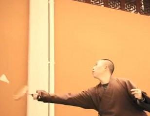 "Monks ""Belief"" in Badminton an Inspirational Story"