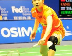 China Masters 2013: Day 1 – Wang Xin Begins Comeback