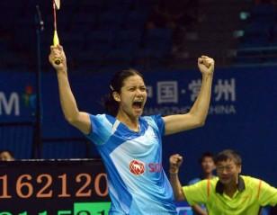 China Masters 2013: Day 5 – Buranaprasertsuk Shocks Olympic Champion