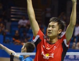 China Masters 2013: Day 6 – Wang Zhengming, Liu Xin Celebrate Maiden Titles
