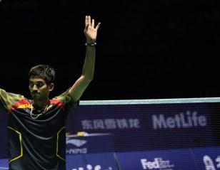 Thaihot China Open 2014 – Day 6: Kidambi, Nehwal Make History for India