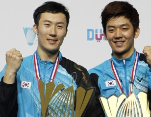 BWF DD WSSF 2014 – Day 5: Desert Delight for Lee and Yoo