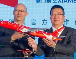 Xiamen Airlines and BWF 'Take Flight'
