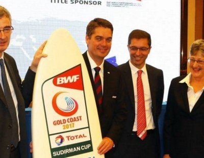 Total and BWF Partnership Revs Up