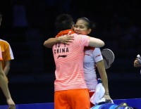 China Too Strong for Indonesia – Vivo BWF Sudirman Cup Semi-finals