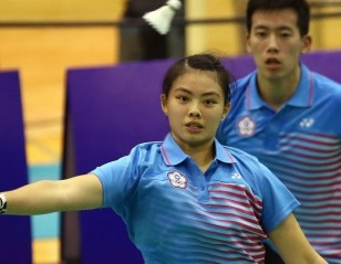 Chinese Taipei Dismantles Denmark – Day 3: Suhandinata Cup 2015