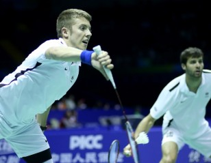 China Down Battling French – Day 2 Session 3: TOTAL BWF Thomas & Uber Cup Finals 2016