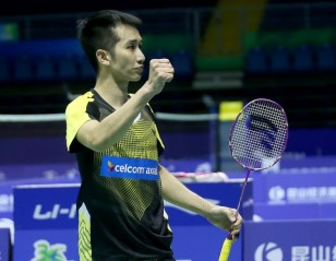 Korea Singed by Malaysian Singles – Day 3 Session 2: TOTAL BWF Thomas & Uber Cup Finals 2016