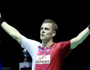 Denmark Fly High – Semi-finals Session 2: TOTAL BWF Thomas & Uber Cup Finals 2016